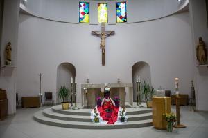 Front Altar